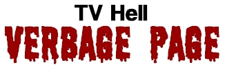 TV Hell Links Page